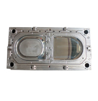 Toilet lid mould