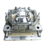 headlight part mould